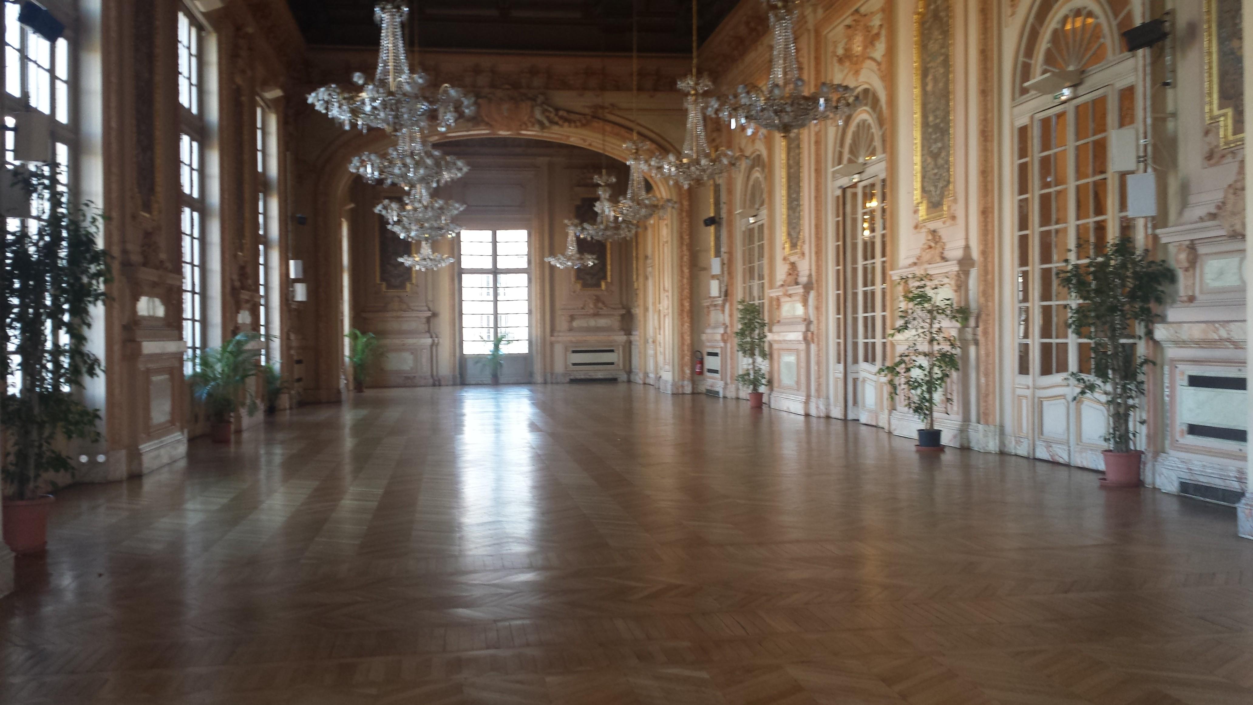 Salons d'honneur Levallois